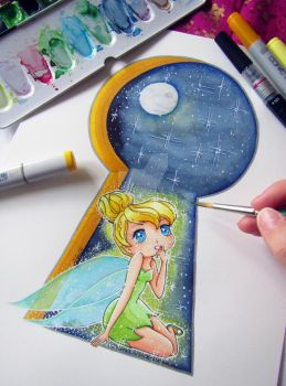 Tinkerbell by LeFay00