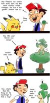 Ash and Pikachu:Cosmic Monkeys by Ticketmeister
