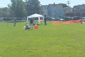 2014 Dog Festival, Treiball Session 8 by Miss-Tbones