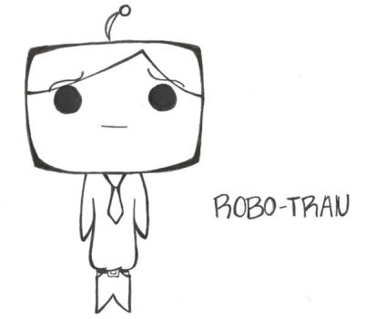 Robotran by DisappearNote