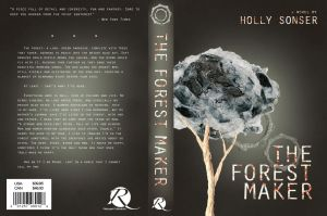 The Forest Maker - A mock cover by iam-holly
