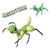 Insecteon by SuperiorDragonFan