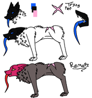 Trying Ref by Cinderbutt