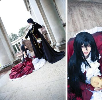 Pandora hearts : Your sin is your very existence by Alvi