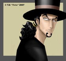The pretty boy of CP9 by Thrior