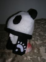 Panda Hat by Paradise-Props