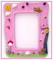 Cute Picture Frame by cherryboop