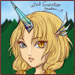 Wind Guardian by KazenoShun