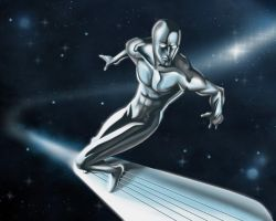 Silver Surfer by Kalisto-ka