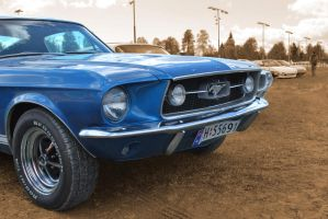 Ford Mustang by Missmith91