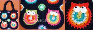 Owl bag by Cinciut