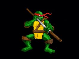 Donatello by Bat-Dan