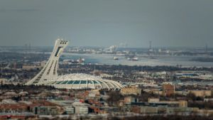 Olympic stadium Montreal by PasoLibre