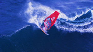 Wind surfing Hawaii by DPCloud01