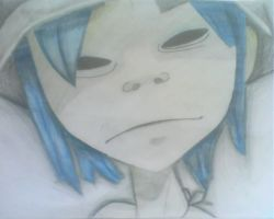 suspicious 2D..i think..? by Cassi3Cupcake