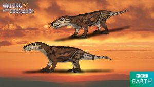 Walking with Dinosaurs: Cynodont by TrefRex