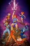 Thundercats by miguelangelh