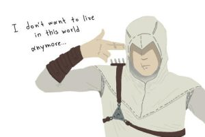 Suicide Altair by FlipMyHat