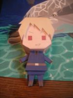 Prussia Papercraft by DuckHunter111