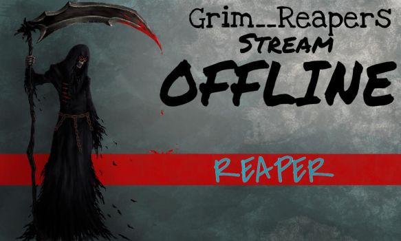 COMMISSION -Grim__Reapers- Twitch by annbelle