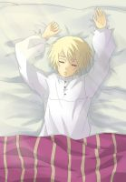 Sleeping Alois by vvlove