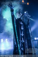 Ghost B.C. - Papa Emeritus II - Montreal,Qc by MrSyn