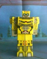 Bumblebee 2007 by Darknlord91