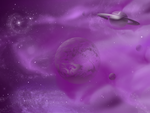 Purple Space for dA SpiritDay by WDWParksGal