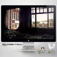 .AFTER REVOLUTION. Wallpaper by enemia