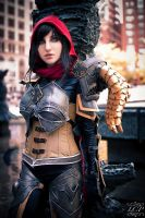 Diablo 3 - Demon Hunter 6 by LiquidCocaine-Photos