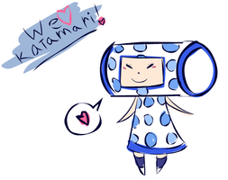 We love Katamari - June by Nyahko
