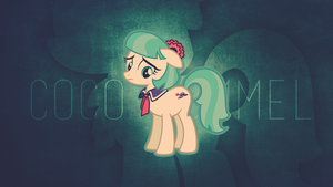 Wallpaper: Coco Pommel by MadBlackie