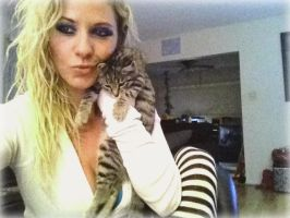 My New KittyKitty Cat by Thenikidoll339