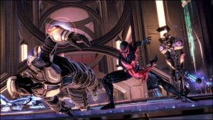 SPIDER-MAN 2099 KEEPS FIGHTING by jetfire333