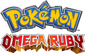 Logo - Pokemon Omega Ruby by aschefield101