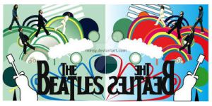 the Beatles by minsy