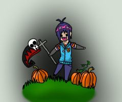 This Is Halloween! -contest entry- by XGirlDeathX