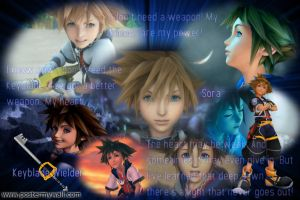 KH- Sora by EmotionalDisaster666