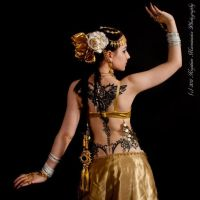 STOCK - Indian Tribal Fusion Dancer - Apsara 10 by Apsara-Stock