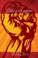 Glory to Spain by stalker777