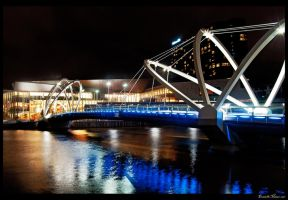 Yarra Promenade Bridge 2 by DanielleMiner
