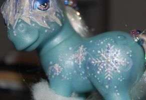 Winter Princess G3 WIP Pony by AdeCiroDesigns