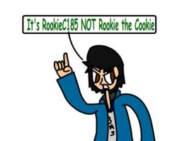 Rookie The Cookie by Tigertony10