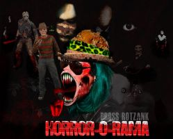 Horror-o-rama by Gabbo88