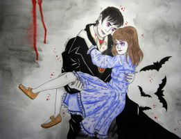 Dark Shadows Love by LizDepp