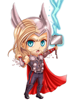 Thor by Sabnock
