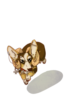hardcorg by sparksel