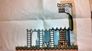 Home Sweet Home Yoshi WIP 046 by bobcrochets