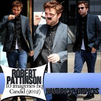 Photopack 115: Robert Pattinson by PerfectPhotopacksHQ