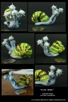 Flail Snail by CatharsisJB